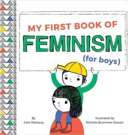 Simon & Schuster My First Book of Feminism (for boys)