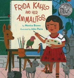 Frida and her Animalitos