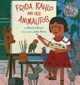 Frida and her Animalitos