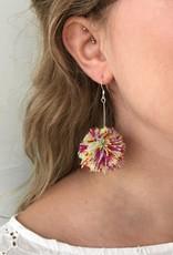 Pom Pom and Tassel Earring Class