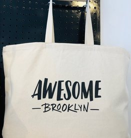 Raygun Enterprise Inc. Awesome Brooklyn Tote