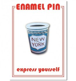 The Found Enamel Pin