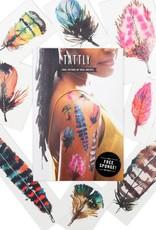 Flying Colors Tattoo Set