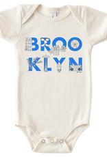 Brooklyn Font Onesie