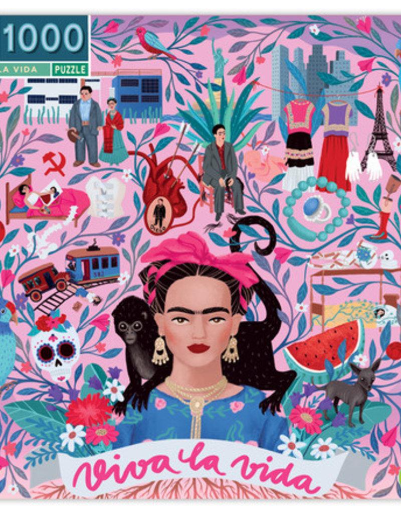 Puzzle 1000 piece : Viva la Frida