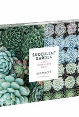 Puzzle: Succulent Garden 500 pieces