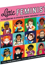 Chronicle Books Little Feminist Book