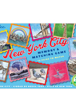 NYC Little Matching Game: Memory