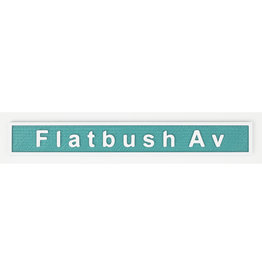 iheartBk Brooklyn Street Sign Magnets