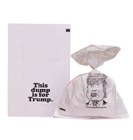 School For The Dogs Trump Poop Bags