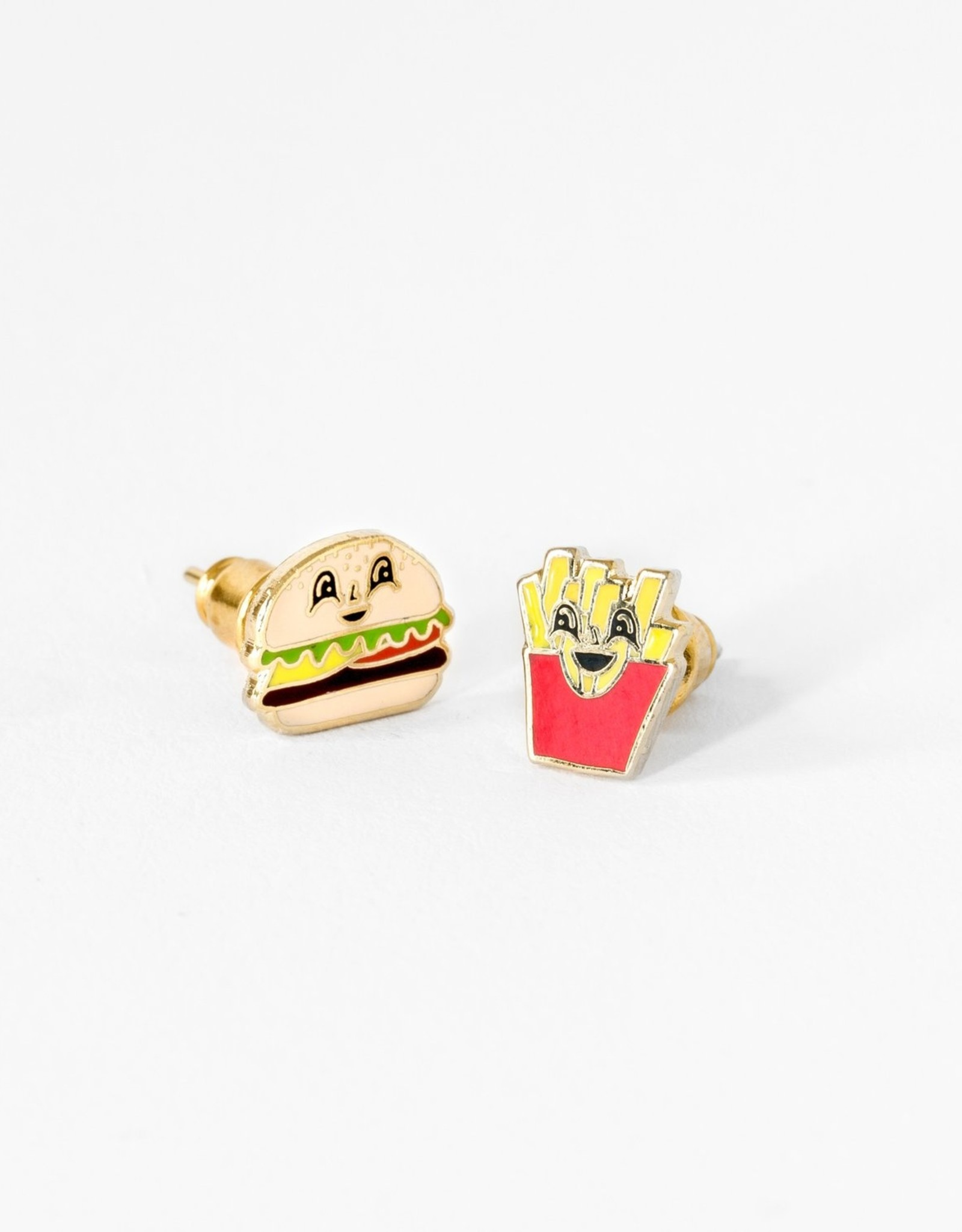Yellow Owl Workshop YOW Stud Earrings