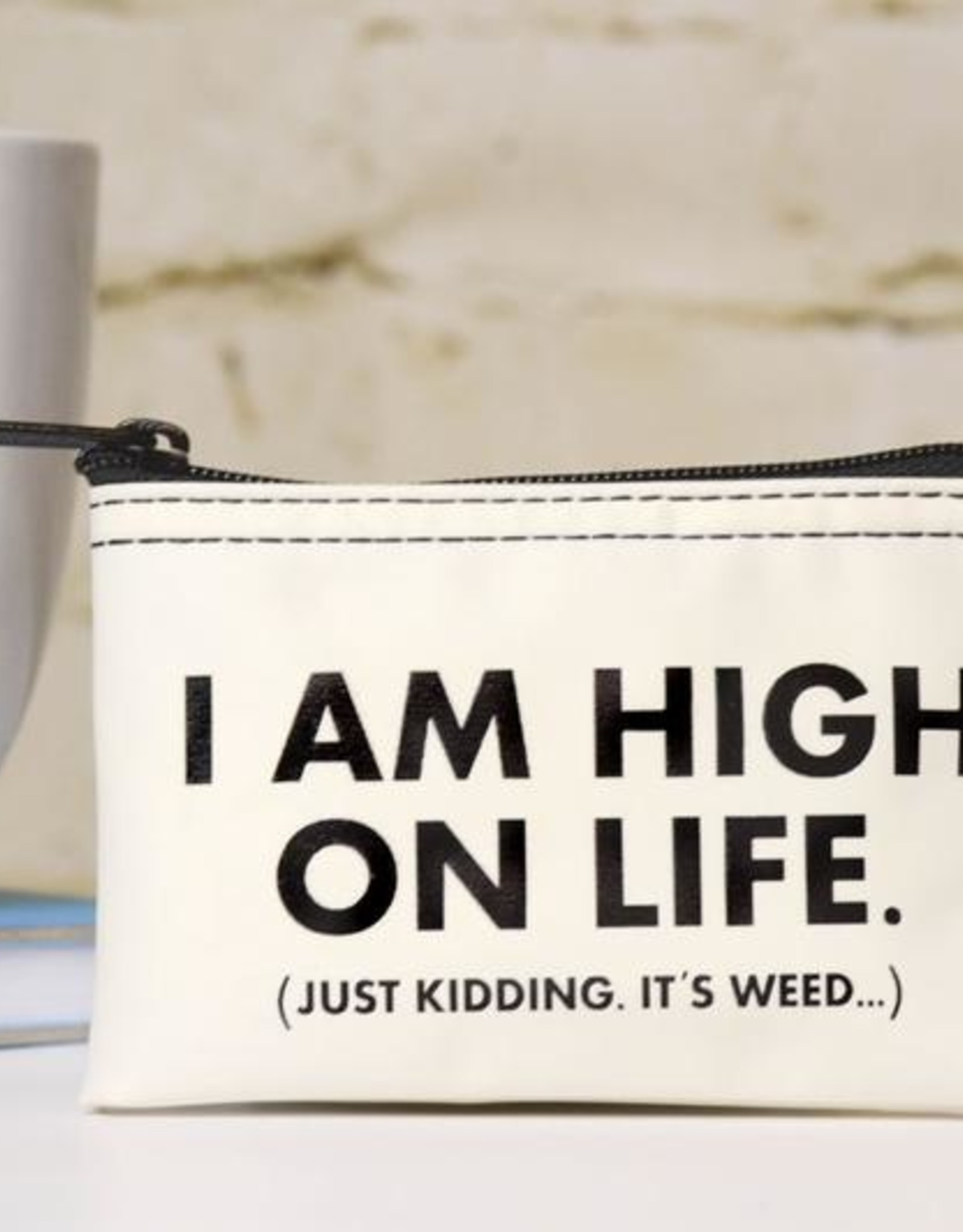 Meriwether Pouch: High on Life