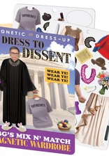 Dress to Dissent Magnetic Dress Up