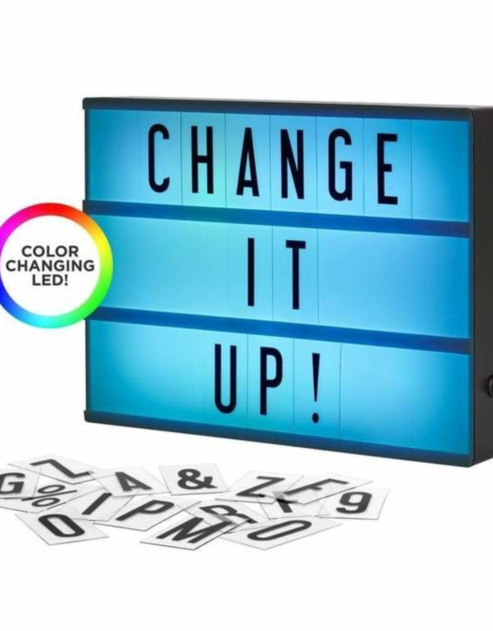 Original Color Changing Lightbox