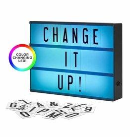 Amped Original Color Changing Lightbox