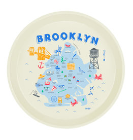 Brooklyn Round Tray
