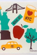 Swedish Dishcloth: NYC