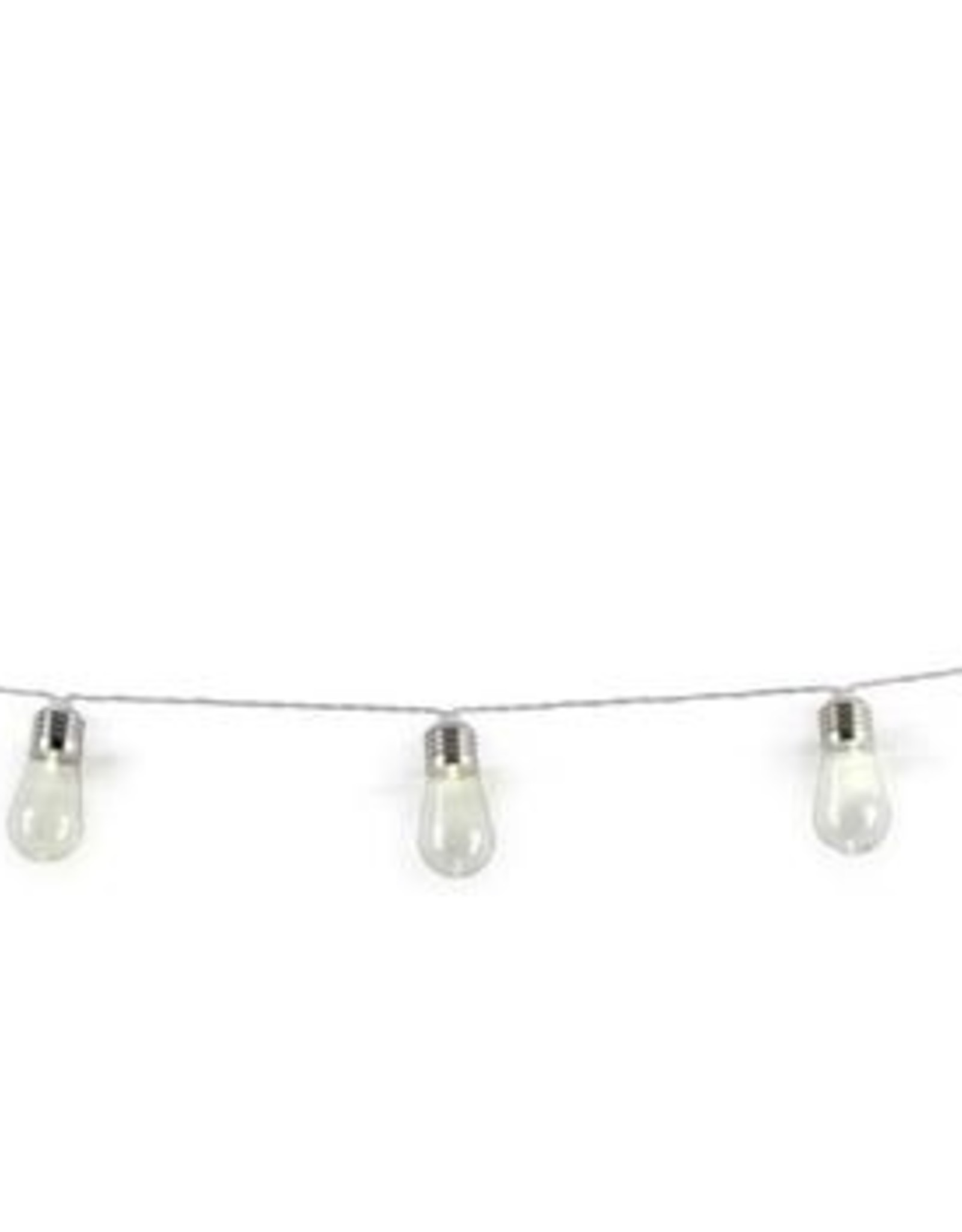 Kikkerland Edison Bulb String Lights