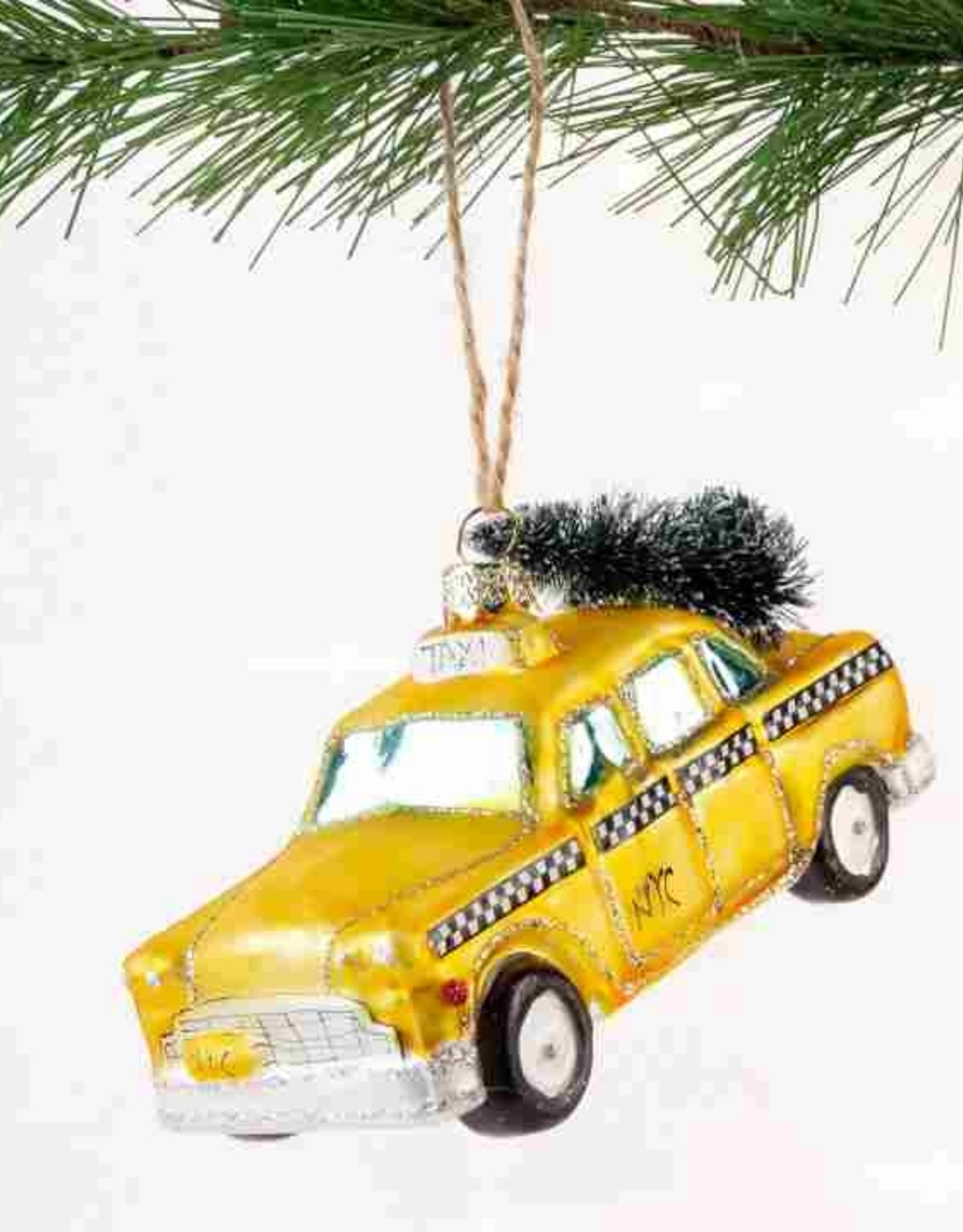 Ornament: NYC Taxi