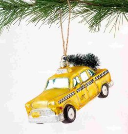 Ornament: NYC Taxi