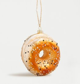 Ornament: Everything Bagel
