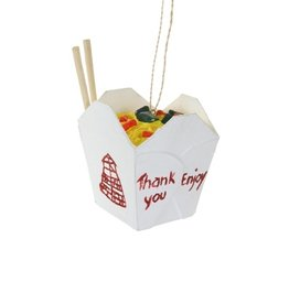 Ornament: Chinese Take Out