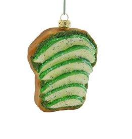Ornament: Avocado Toast