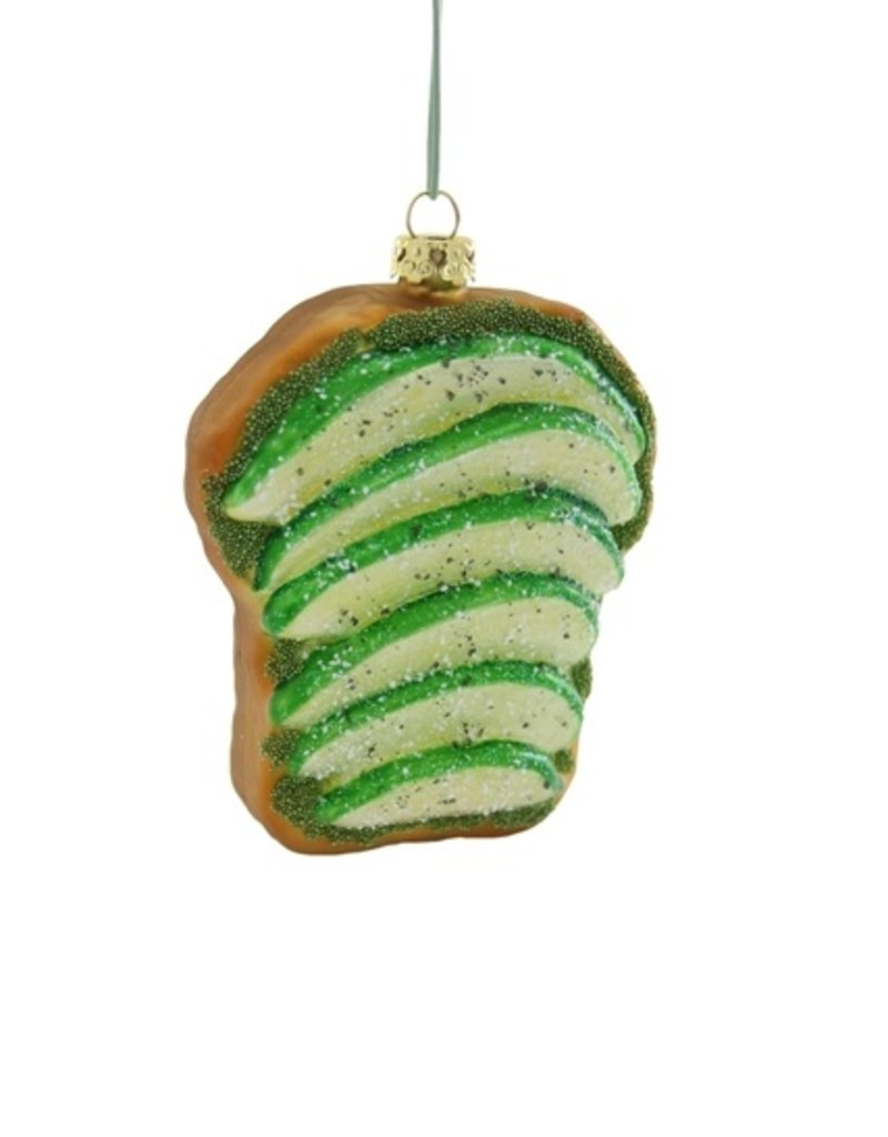 Ornament: Avocado Toast