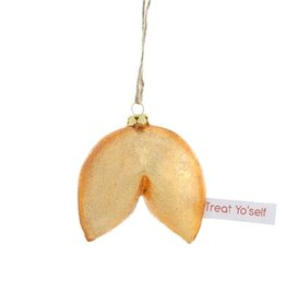 Ornament: Fortune Cookie