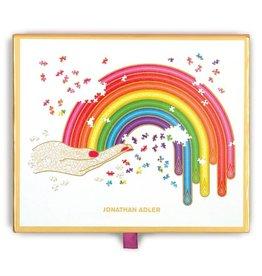 Chronicle Books Puzzle: 750 Piece Jonathan Adler Rainbow