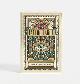 Chronicle Books Tarot Tattoo