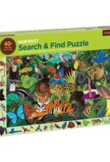 Puzzle: 64 piece Search and Find Rainforest