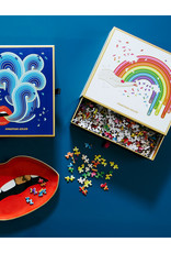 Puzzle: 750 Piece Jonathan Adler Lips