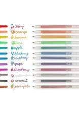 Ooly DBA International Arrivals Yummy Yummy Scented Glitter Gel Pens