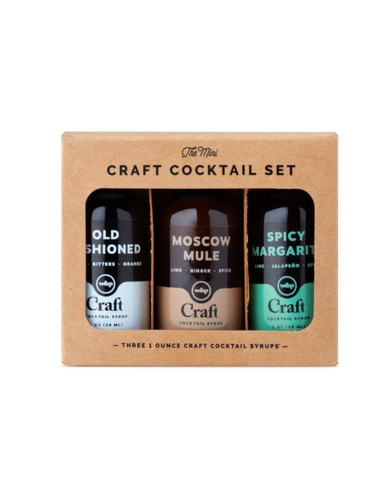 Craft Cocktail Syrup 3PK