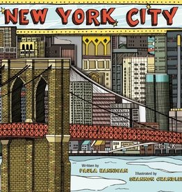 Simon & Schuster New York City board book