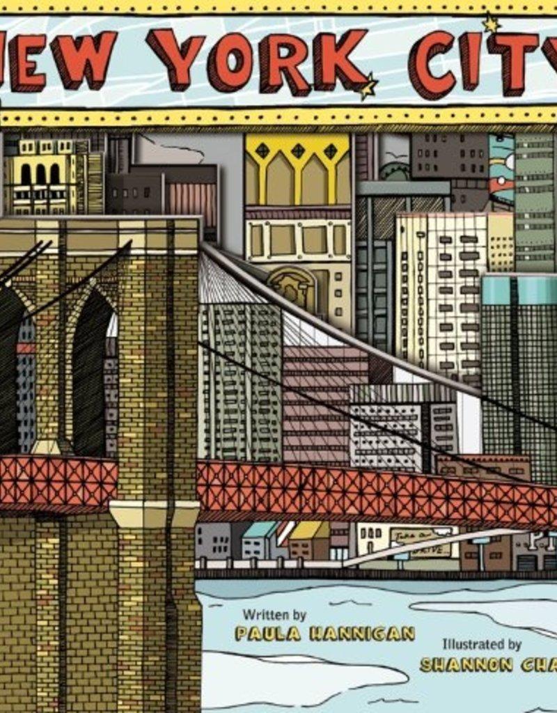 New York City board book
