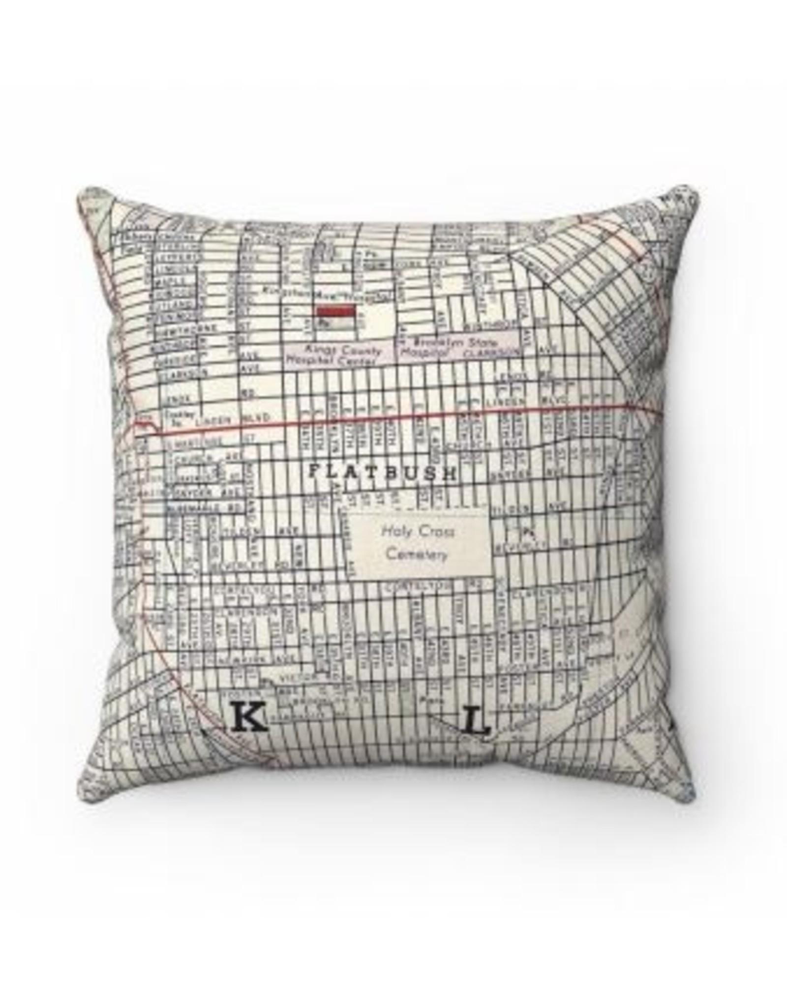 Daisy Mae Designs Pillow Brooklyn