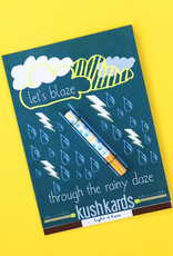 Kush One Hitter Cards