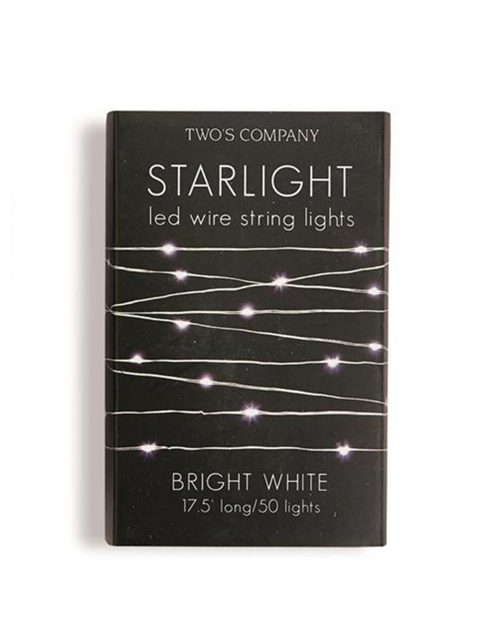 Two's Comapany Starlight LED Wire Lights