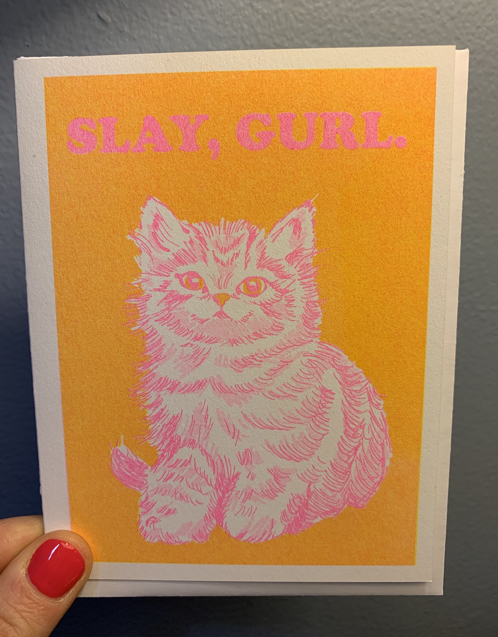 Cards - YAY You! Set of 4