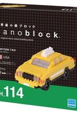 Nanoblock: Taxi