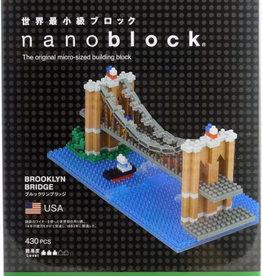 Nanoblock: Brooklyn Bridge