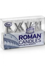 Roman Party Candles