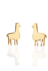 Kris Nations Stud Earrings