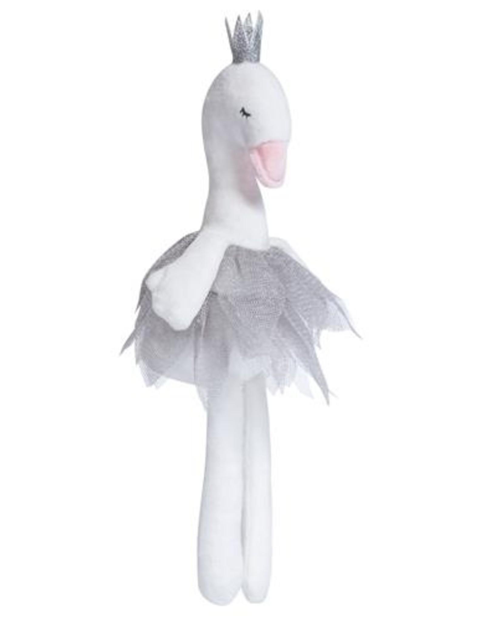 Stuffie Doll: Small Swan