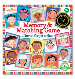 Matching Game: I Never Forget a Face
