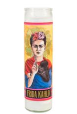 Secular Saints Candle - Frida