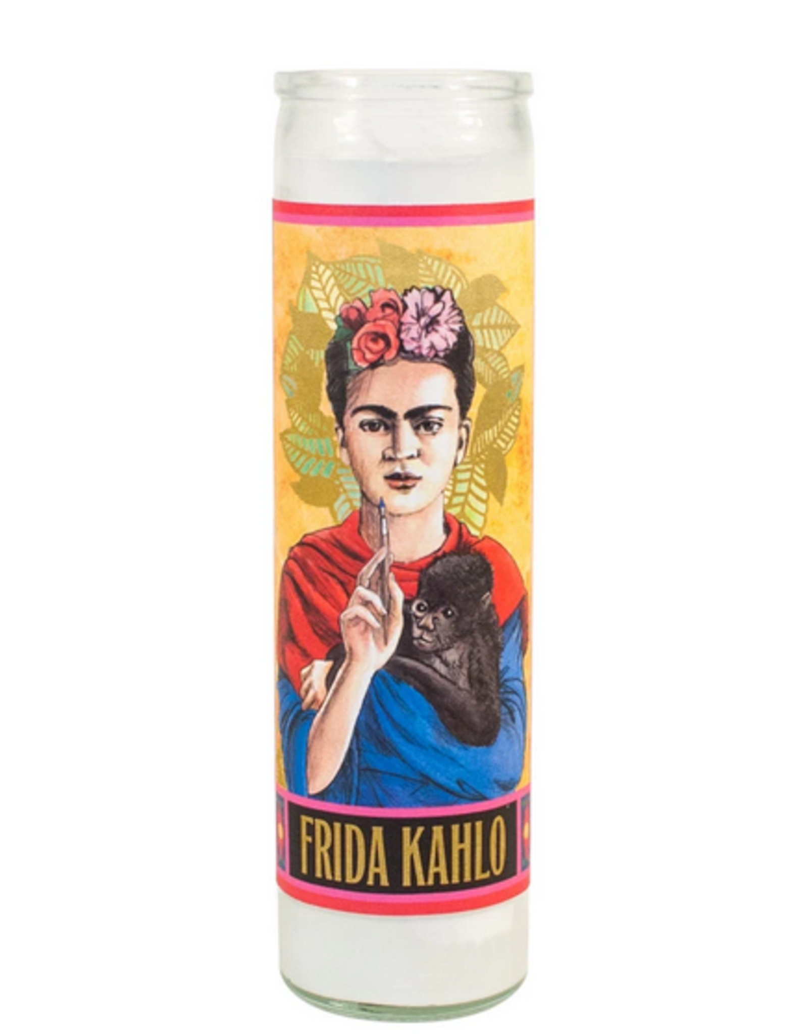 Secular Saints Candle - Frida