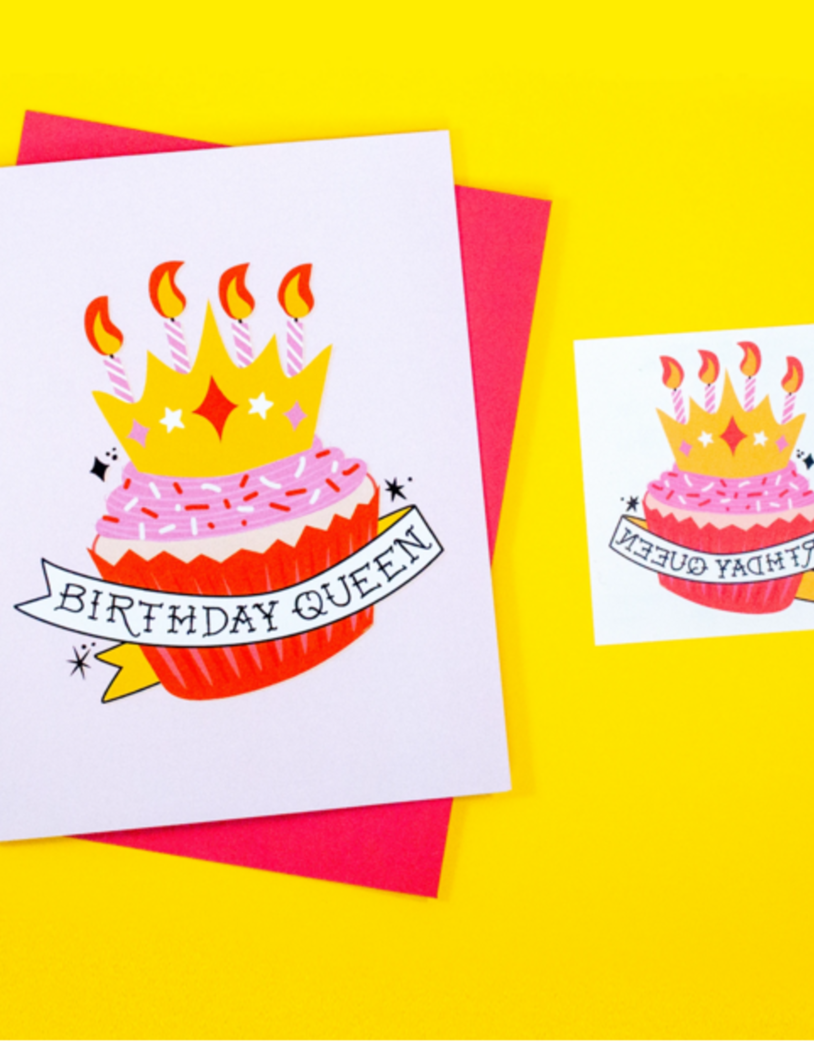 Card: Birthday Tattoo